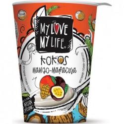 Jogurt Zakysaný kokosový...