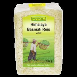 Bio himalájska basmati ryža...