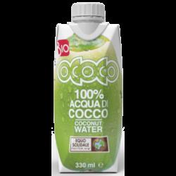 Kokosová voda 100% OCOCO...
