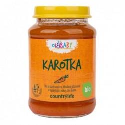 Dojčenská výživa mrkva 190...