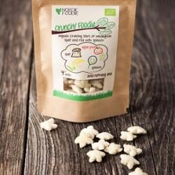 Crunchy Foodie – špenát (30g)