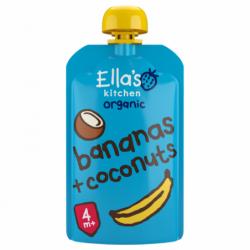 Ovocné pyré – banány a...