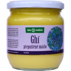Bio maslo GHÍ bionebio 425ml