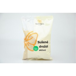 Sušené droždie  - Natural 500g