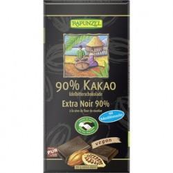 Bio horká čokoláda 90% s...