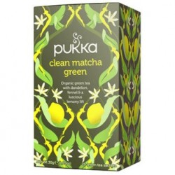 PUKKA BIO Clean Matcha...