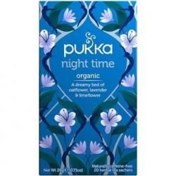 PUKKA BIO Night Time 20g