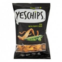Chipsy hrachové s makom 80...