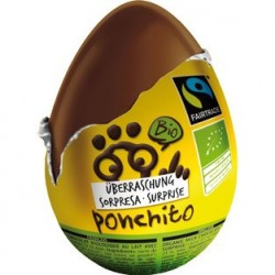 Bio čokoládové vajíčko...