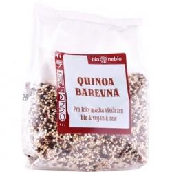 Quinoa farebná 250g