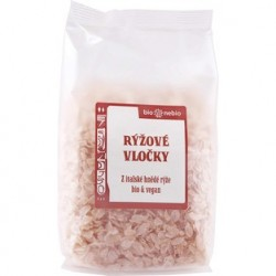 Ryžové vločky natural 250g