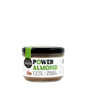 Powerlogy Almond Cream 200 g
