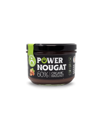 Powerlogy Nougat Cream 200 g