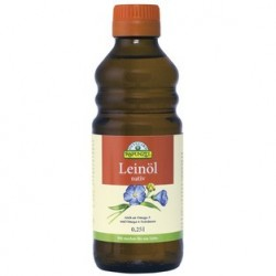 Ľanový olej lisovaný za...